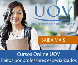 Cursos UOV - Feitos por professores especializados 02