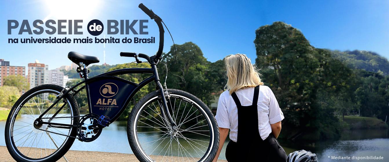 Bicicleta de Cortesia