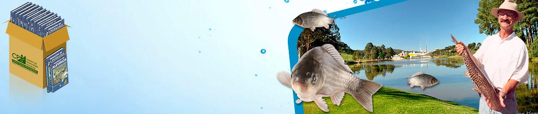 Adquira os 14 Cursos na Área Criação de Peixes