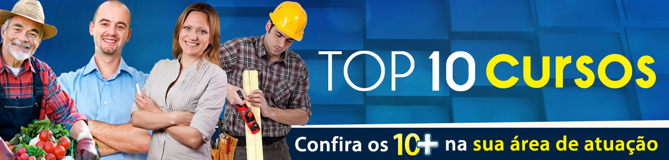 Campanha: Top 10 Cursos CPT