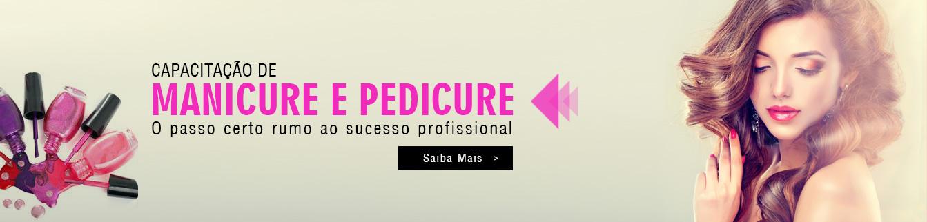 Capacitação de Manicure e Pedicure - O passo certo rumo ao sucesso profissional.