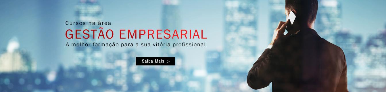 Cursos na área Gestão Empresarial - A melhor formação para sua vitória profissional