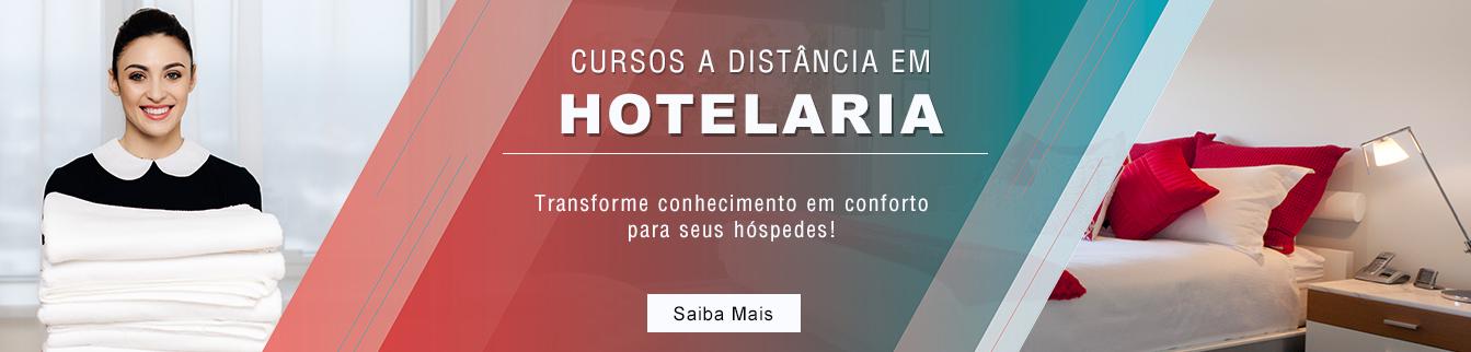 Cursos a Distância em Hotelaria