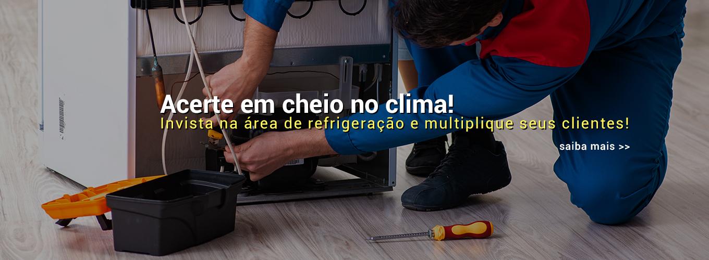 Acerte em cheio no clima! Invista na área de refrigeração e multiplique seus clientes!
