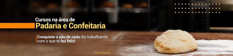 Cursos na área de Padaria e Confeitaria: Conquiste o pão de cada dia trabalhando com o que te faz feliz!