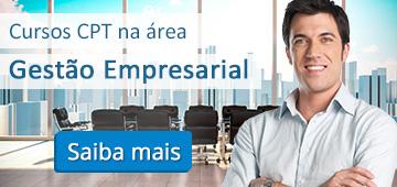 Conheça os Cursos CPT a distância na área Gestão Empresarial