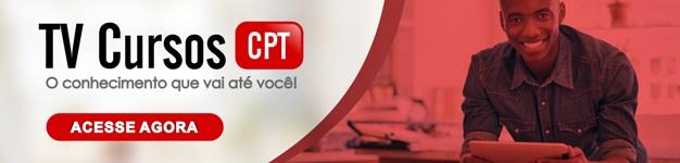 TV Cursos CPT - O conhecimento que vai até você!