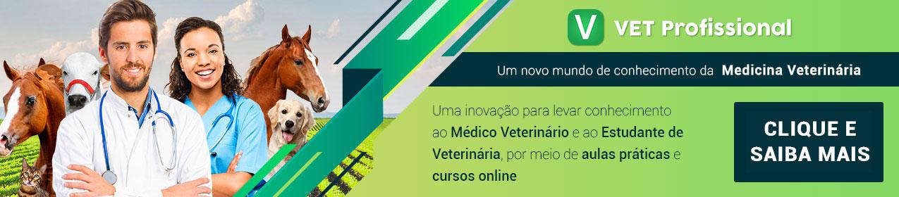 VET Profissional - Aulas práticas e cursos online para o Médico Veterinário e Estudantes