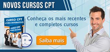 Conheça os mais recentes e completos Cursos CPT