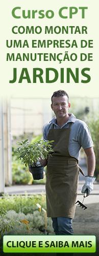 Curso CPT Como Montar uma Empresa de Manutenção de Jardins. Clique aqui e conheça!