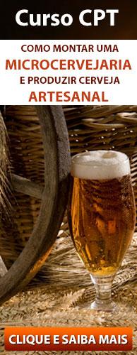 Curso CPT Como Montar Uma Microcervejaria e Produzir Cerveja Artesanal . Clique aqui e conheça!