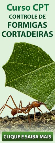 Curso CPT Controle de Formigas Cortadeiras. Clique aqui e conheça!