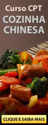 Curso CPT Cozinha Chinesa. Clique aqui e conheça!