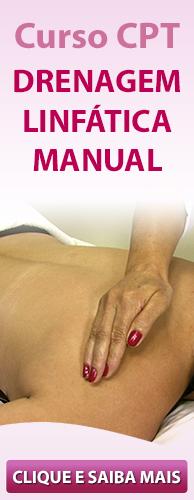 Curso CPT Drenagem Linfática Manual. Clique aqui e conheça!