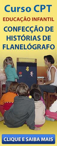 Curso CPT Confecção de Histórias de Flanelógrafo. Clique aqui e conheça!