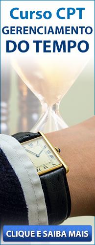 Curso CPT Gerenciamento do Tempo. Clique aqui e conheça!