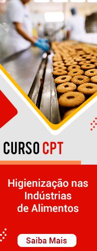 Curso CPT Higienização nas Indústrias de Alimentos. Clique aqui e conheça!