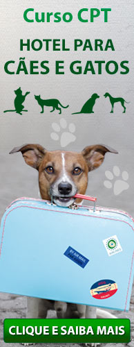 Curso CPT Hotel para Cães e Gatos. Clique aqui e conheça!