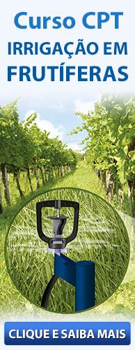 Curso CPT Irrigação em Frutíferas. Clique aqui e conheça!