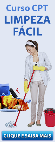 Curso CPT Limpeza Fácil. Clique aqui e conheça!