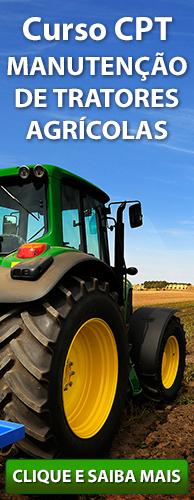 Curso CPT Manutenção de Tratores Agrícolas. Clique aqui e conheça!