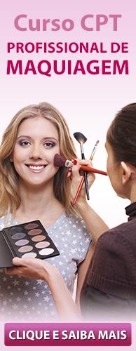 Curso CPT Profissional de Maquiagem. Clique aqui e conheça!