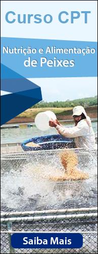 Curso CPT Nutrição e Alimentação de Peixes. Clique aqui e conheça!