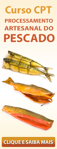 Curso CPT Processamento Artesanal de Pescado. Clique aqui e conheça!