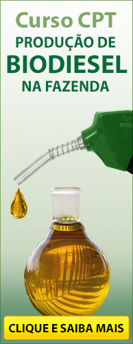 Curso CPT Produção de Biodiesel na Fazenda. Clique aqui e conheça!