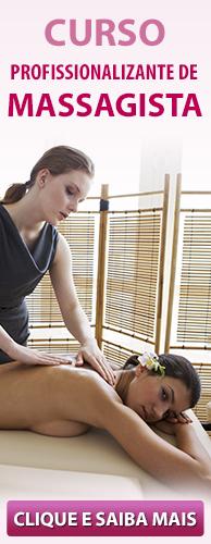 Curso Profissionalizante de Massagista do CPT. Clique aqui e conheça!