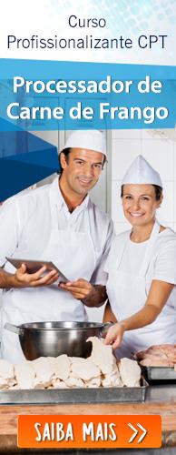 Curso Profissionalizante de Processador de Carne de Frango