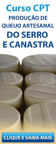 Curso CPT Produção de Queijo Artesanal do Serro e Canastra. Clique aqui e conheça!