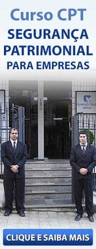 Curso CPT Segurança Patrimonial para Empresas. Clique aqui e conheça!