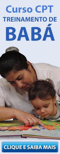 Curso CPT Treinamento de Babá. Clique aqui e conheça!