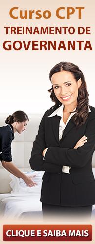 Curso CPT Treinamento de Governanta. Clique aqui e conheça!
