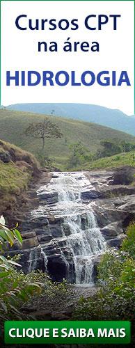 Conheça os Cursos CPT na área Hidrologia