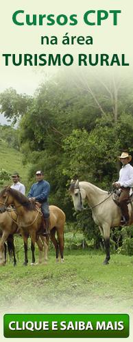 Conheça os Cursos CPT na área Turismo Rural e Ecológico. Clique aqui.