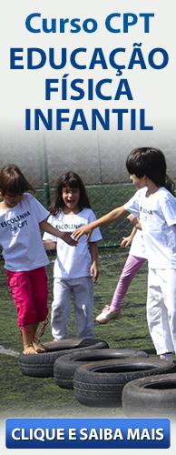 Curso CPT Educação Física Infantil. Clique aqui e conheça!