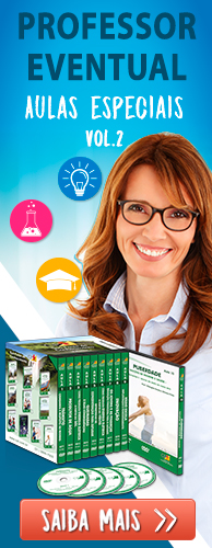 Professor Eventual - Aulas para Alunos - Volume 2