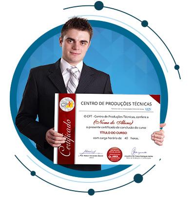 Certificação pela Universidade Online de Viçosa
