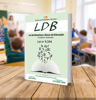 E-book Lei de Diretrizes e Bases da Educação - LDB