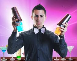 Curso Profissionalizante Online de Barman
