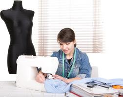 Curso Profissionalizante Online de Costureira