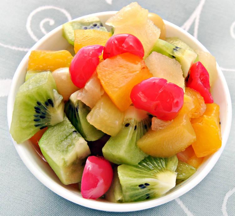 Indústria de beneficiamento de frutas e hortaliças