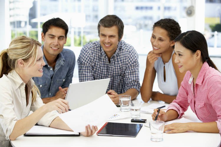Plano de marketing em pequenas empresas