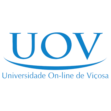 Logomarca da Universidade On-line de Viçosa