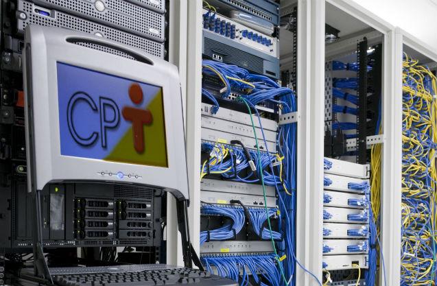 Cabeamento estruturado: sala de telecomunicações   Artigos Cursos CPT