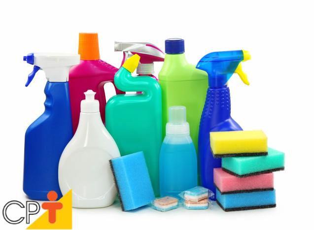 Você sabe tudo sobre os produtos de limpeza?   Artigos Cursos CPT