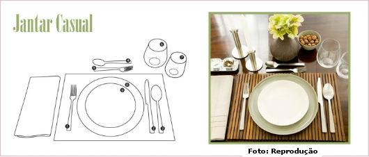 Regras de etiqueta à mesa: jantar casual - Artigos ER