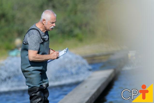 Vai iniciar uma piscicultura? Monitore a qualidade da água!   Artigos Cursos CPT